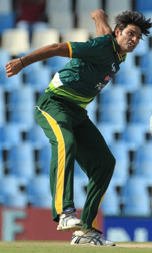 Mohammad Irfan to undergo rehabilitation with Pakistan team