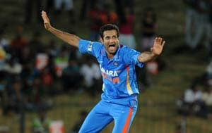 Happy with zip I'm getting off the wicket: Irfan Pathan