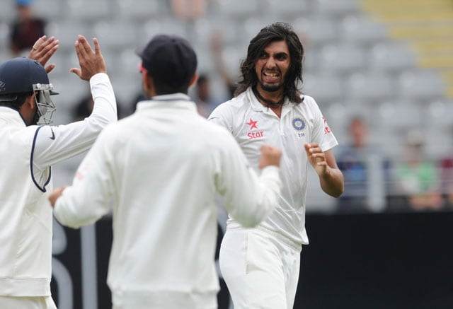 I'm the same bowler who bowled to Ricky Ponting seven years ago: Ishant Sharma