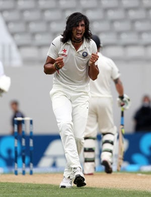 Ishant Sharma records best Test figures by an Indian pacer in New Zealand