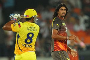 IPL 6: Sunrisers Hyderabad pacer Ishant Sharma freezes against quality batsmen, says Dean Jones