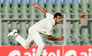 Selection in Indian ODI team is the perfect New Year's gift for Ishwar Pandey
