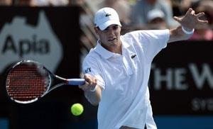 Top seeds John Isner, Gilles Simon out of Sydney International