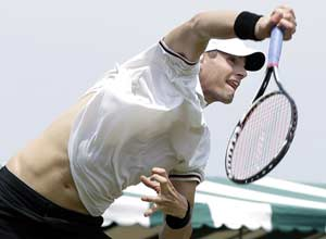 Isner, Harrison advance to Newport semis