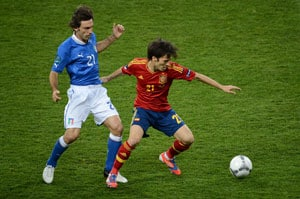 Euro 2012 Final Live: Spain vs Italy as it happened