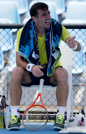 Australian Open: I thought I was going to die in the heat, says Ivan Dodig