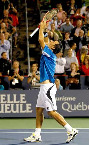 Dodig knocks Nadal out of Montreal Masters