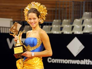 Ivanovic wins Commonwealth Bank title