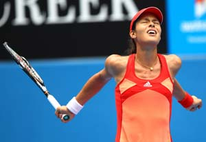 Ivanovic sets up Kvitova clash at Australian Open