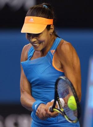 Australian Open: Ana Ivanovic beats hometown hope Samantha Stosur