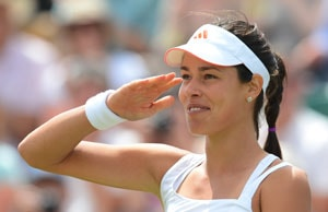 Wimbledon 2012: Ana Ivanovic battles back to reach last 16
