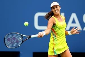 Ivanovic beats Pironkova to reach US Open quarters