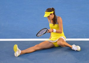 Ana Ivanovic says she can revisit highs of old