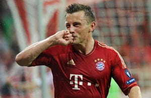 UEFA Champions League: Olic brace fires Bayern into semi-finals
