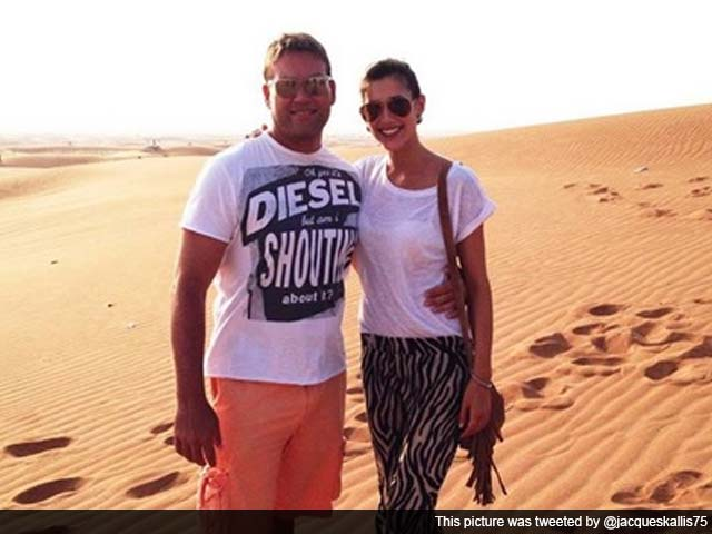 IPL 7: Jacques Kallis dating South African model Kim Rivalland