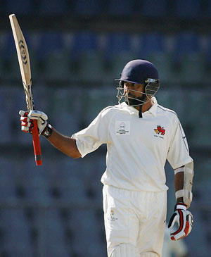 Ranji Trophy: Wasim Jaffer's 125 not out take Mumbai to 242/2 against Odisha