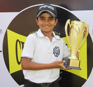 Shubham Jaglan: From field golf to world champion golfer!