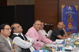 Hockey India League can become a global brand, says Arun Jaitley