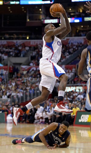 Los Angeles Clippers open season with win over Memphis Grizzlies
