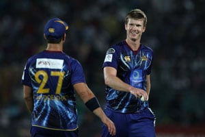 CLT20 Live Cricket Score: James Neesham