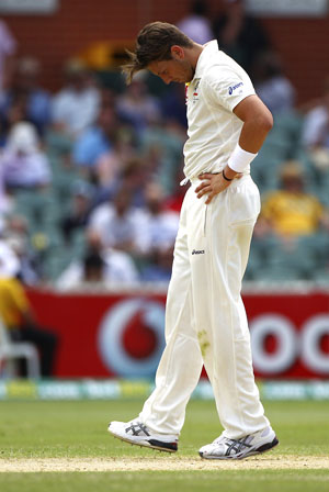 The Ashes: James Pattinson ruled out of series with stress fracture