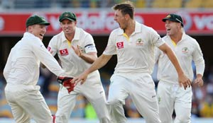 Pattinson: Unwanted with KKR but now toast of Australia
