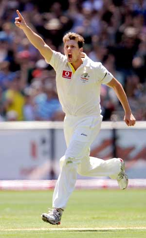 James Pattinson ruled out of Test series with foot injury