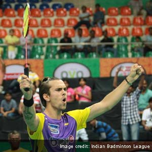 Indian Badminton League, Day 12: As it happened - Jan Jorgensen helps Banga Beats defeat Hyderabad Hotshots