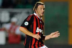 Jankulovski leaves AC Milan for Czech team