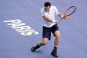Paris Masters: Polish qualifier Jerzy Janowicz beats Murray