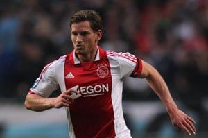 Tottenham Hotspur agree terms with Ajax skipper Jan Vertonghen