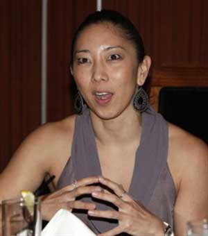 First female coach in Japan eyes NBA