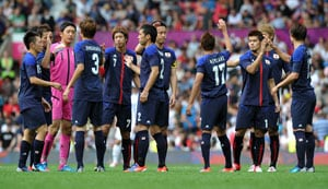 London 2012 Football: Japan into semis as Mexico survive Senegal