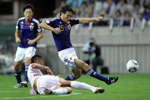 Japan beat Tajikistan in WC qualifiers