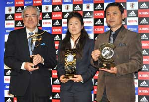Japan FIFA hat-trick boosts Olympic dream