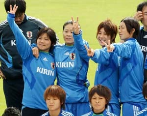 Olympics football: Petition seeks gender equality for Japan women