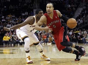 Raptors trip up Cavaliers 96-88