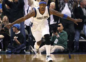 Terry scores 34, Mavericks beat Spurs 101-100