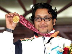 Ace shooter Jaspal Rana promotes healthy lifestyle