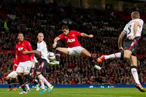 Manchester United spoil Suarez's return by defeating Liverpool