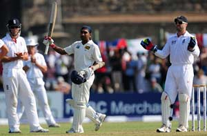 1st Test, Day 1: Skipper steers Lankan ship against England