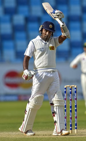 2nd Test: Mahela Jayawardene's century propels Sri Lanka to 318/4 on Day 2