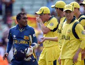 ICC Champions Trophy: Australia's attacking approach helped us win the match, says Jayawardene