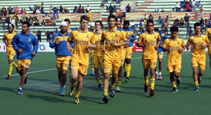 Punjab Warriors to go for a win over Ranchi Rhinos