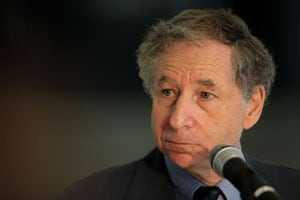 Jean Todt re-elected as FIA president