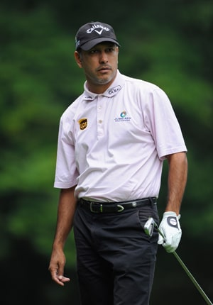 "Jeev Milkha Singh takes ""blind"" route to Open bid"