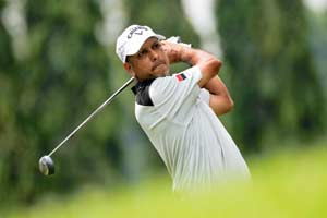 Jeev shoots two under, placed 24th in Singapore Classic