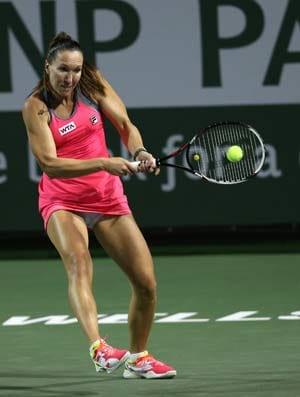 Indian Wells: Jelena Jankovic beats Wozniacki, faces Agnieszka Radwanska