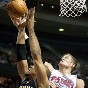 Pistons beat Pacers, end Lawrence Frank's 20-game skid