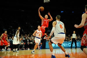 'Linsanity' powers Rockets past Knicks